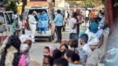 India reports 3,689 deaths, daily Covid-19 cases drop below 4 lakh