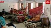 Hospital horror: Kin sleep beside Covid-19 patients | Bhagalpur ground report