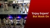 Chennai Police Danced To Raise Covid-19 Awareness