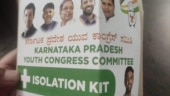 Karnataka Youth Congress distributing steroids in Covid home isolation kits, says AAP leader