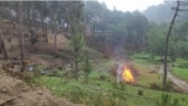 Mass cremations in Uttarakhand's forests; lack of medical facilities in rural UP and Punjab; more