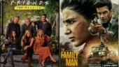 Friends reunite for special episode, The Family Man 2 caught in anti-Tamil row