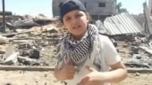 Image of the day: This Palestinian rapper is winning hearts with his song