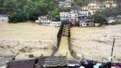 Highways blocked, cities put on alert as incessant rain batters Uttarakhand