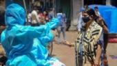 Corona fury abates in India