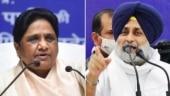 Akali Dal, Mayawati's party form alliance ahead of Punjab Assembly polls