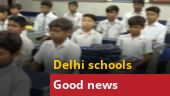 Good news: Delhi's happiness class gets nod by the CJI