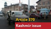 Abrogation of Article 370 bill passed in Lok Sabha, J&K to become 2 Union Territories