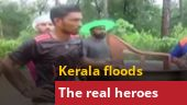 Kerala: Fishermen rescue 3 pregnant women from flooded area in Kannur