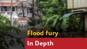 Flood fury continues to ravage 5 states