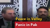 Why peace in Kashmir leading to panic in Pakistan?