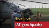 8 Apache helicopters inducted into Indian Air Force; Meet Kolkata's viral child stars; more