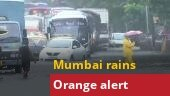 Heavy rainfall paralyse Mumbai again, IMD issues orange alert, schools closed