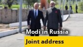 India, Russia sign 25 agreements, PM Modi lauds unparalleled ties