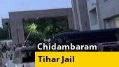 Watch: Chidambaram being taken to Tihar Jail