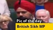 Image of the day: British Sikh MP demands apology from PM Boris Johnson over his racist remarks