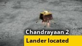 Chandrayaan-2 orbiter locates lander Vikram on Moon, yet to establish contact