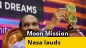 Nasa lauds Isro, says you inspired us with your journey