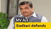 This is in public interest: Nitin Gadkari on new Motor Vehicles Act