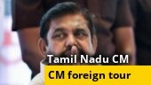 TN CM hits back at DMK chief over foreign tour criticism