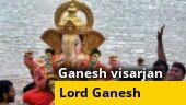 Pune: Devotees bid adieu to Lord Ganesh