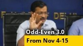 Arvind Kejriwal announces Odd-Even 3.0 to fight Delhi pollution