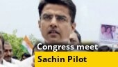 Sachin Pilot arrives in Delhi to attend Congress meeting