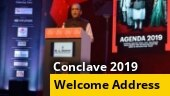 India Today Editor-in-Chief Aroon Purie's welcome address at Conclave 2019