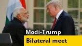 PM Modi to meet Donald Trump for bilateral meet today, Imran Khan stumped by US president, more