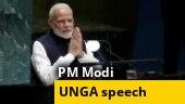 Watch: PM Narendra Modi's full speech at UNGA