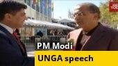 PM came across as internationalist: Aroon Purie analyses PM Modi's UNGA speech