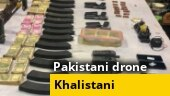 Khalistani terrorist arrested in Amritsar for burning Pakistani drone
