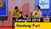 Safaigiri Awards 2019: Union Minister Hardeep Puri on ODF status, plastic ban and urban development