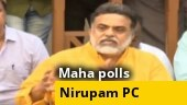 Sanjay Nirupam slams Congress brass, says they are unaware of the ground reality