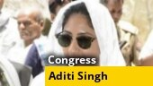 Congress serves show-cause notice to MLA Aditi Singh for attending special session of UP Assembly on Gandhi Jayanti