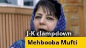 15-member PDP delegation permitted to meet Mehbooba Mufti