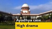 Ayodhya SC hearing: Muslim counsel tears up evidence, CJI Gogoi threatens to leave