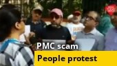 PMC Bank scam: Account holders stage protest against RBI, govt in Mumbai