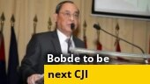 CJI Ranjan Gogoi recommends Justice SA Bobde as his successor