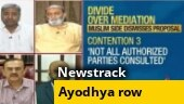 Ayodhya row: Muslim parties divided over mediation panel's proposal