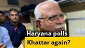 Haryana goes to polls: Will ML Khattar retain CM position?
