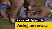 Voting underway in Haryana & Maharashtra: BJP banks on Modi wave