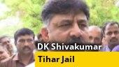 Money laundering case: Karnataka Congress leader DK Shivakumar released from Tihar Jail