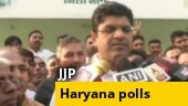 As Haryana stares at hung House, who will JJP's Dushyant Chautala side with?