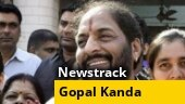 Will BJP distance itself from tainted MLA Gopal Kanda?