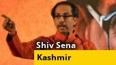 Shiv Sena hits out at govt over EU MPs visit to Kashmir
