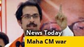 Maha power tussle: Is Shiv Sena bargaining for plum ministries?