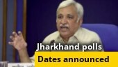 Jharkhand assembly polls to be held in 5-phase from November 30, results on December 23