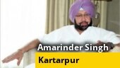 Navjot Singh Sidhu should go with official delegation to attend Kartarpur corridor ceremony: Amarinder Singh