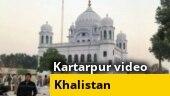 India raises concerns with Pakistan over Kartarpur video showing 3 Khalistani leaders